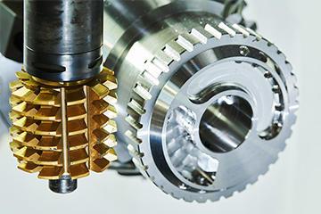 合金鋼(SCM)の切削
